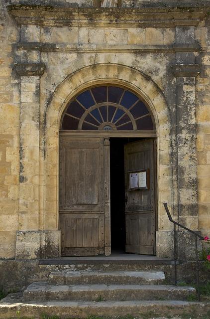 Vieux bâtiment