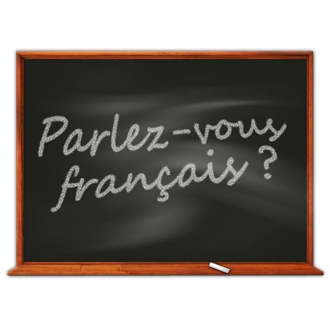 Tableau en français