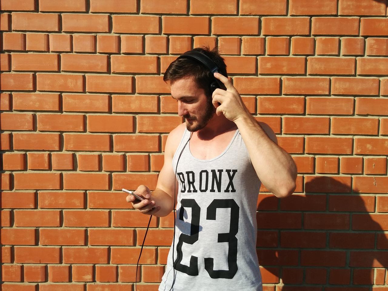 Écouter de la musique sur un appareil mobile