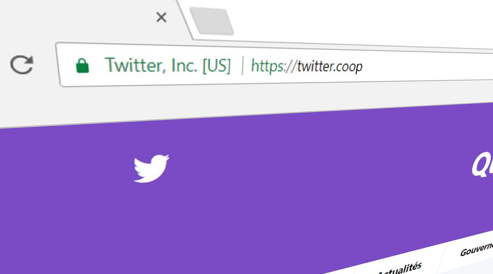 Comment sortir Donald Trump de Twitter? En devenant une coopérative